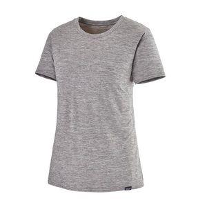 Patagonia Gray Capilene Cool Daily Shirt